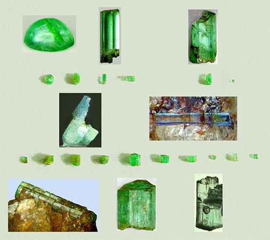 Crystals photo image