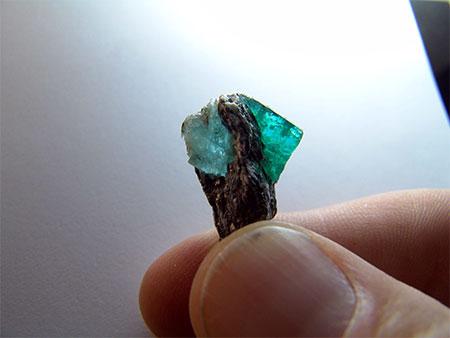 Habachtal Crystal photo image