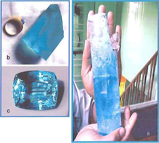 Aquamarine photo images