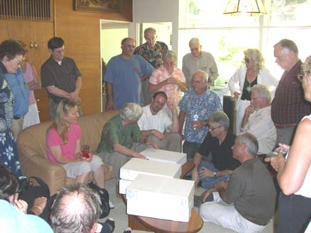Guests At Smale Gathering photo image