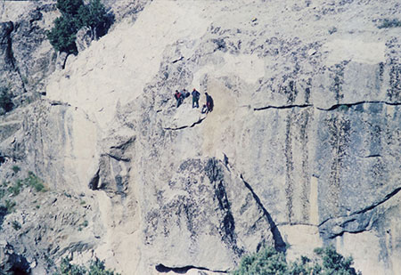 Pegmatite and People photo image