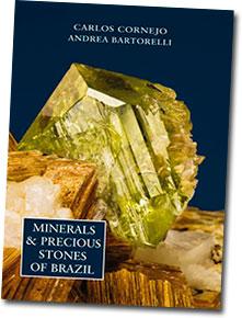Minerals & Precious Stones Of Brazil cover