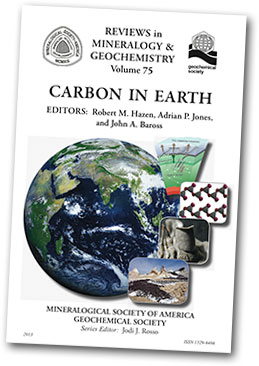 Carbon In Earth cover image