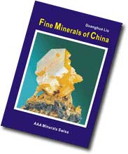 Fine Minerals Of China Cover image