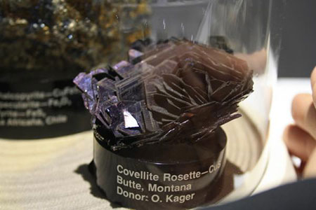Covellite photo image