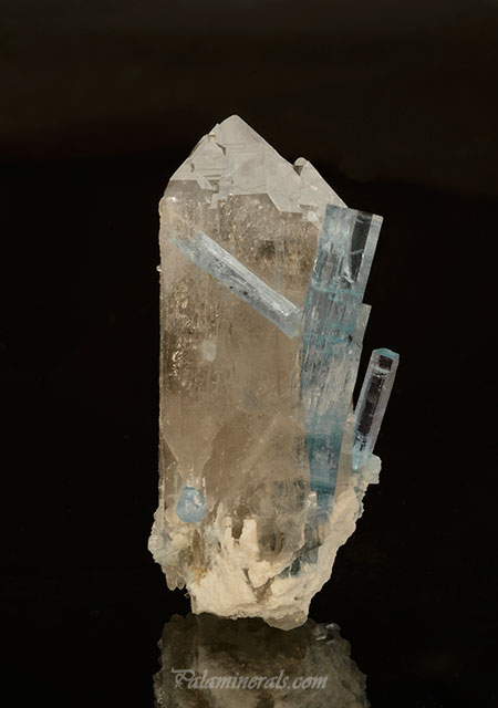 Aquamarine Quartz photo image