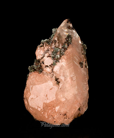 Copper in Calcite photo image