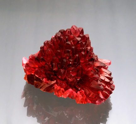 Rhodochrosite Specimen photo image