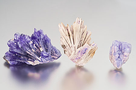 Tanzanite Specimens photo image