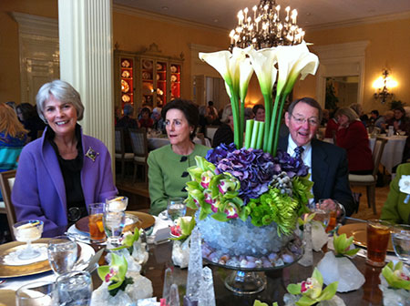 Gibbs at Luncheon photo image