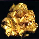 Gold Crystal photo image
