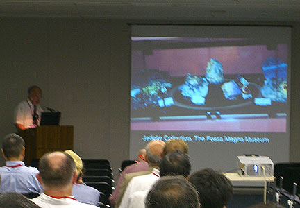 Michiaki Bunno Lecture photo image