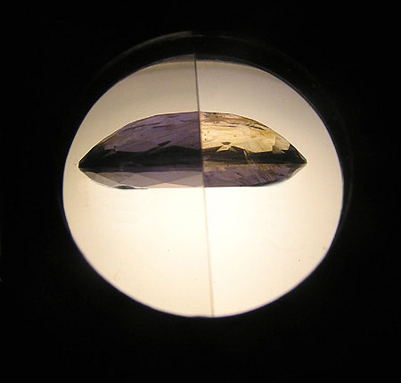 Iolite Faceted photo image