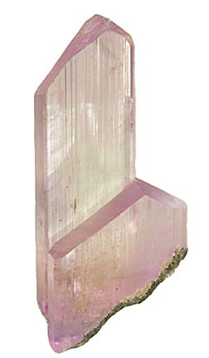 Kunzite Crystal photo image