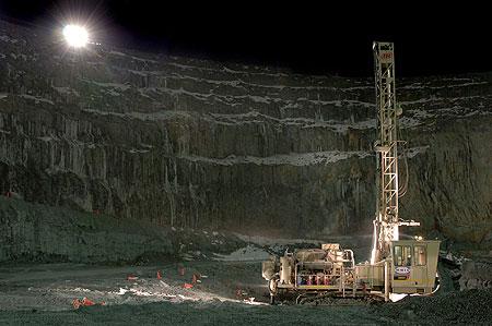 Drilling photo image