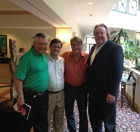 Long, Spann, Larson and Bartsch photo image