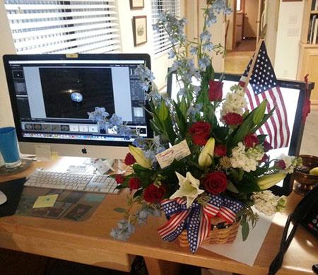 Bouquet photo image