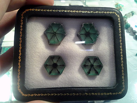 Trapiche Emeralds photo image
