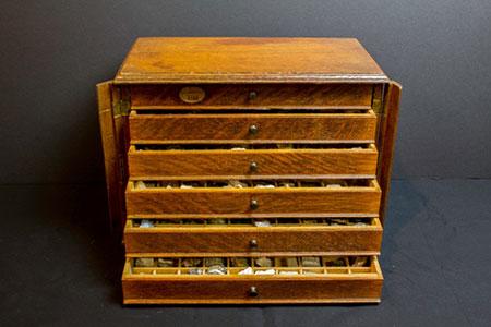 Cabinet photo image