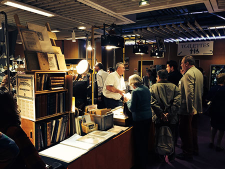 Bookseller photo image