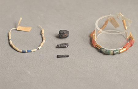 Beads - Meteoric and Semi-precious photo image
