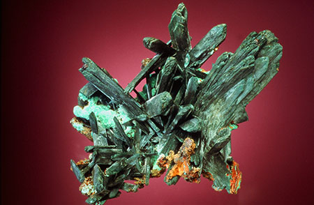 Malachite photo image
