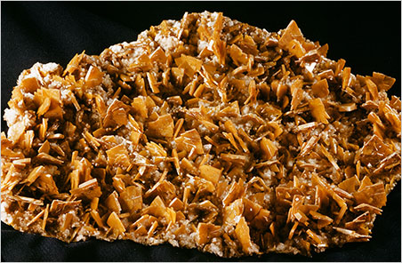 Wulfenite photo image