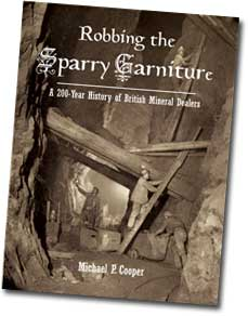 Robbing the Sparry Garniture book cover