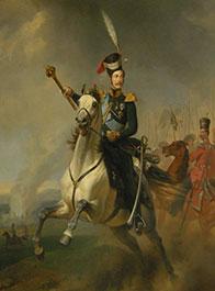 Tsarevich Alexander II portrait image