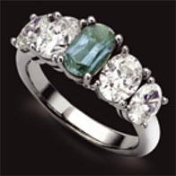 Alexandrite Ring image