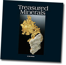 Treasured Minerals cover image