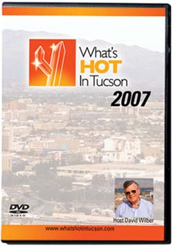 What's Hot In Tucson DVD cover