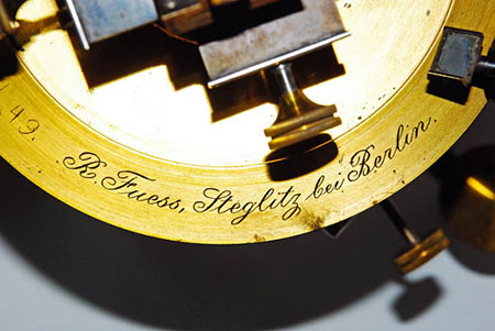 Goniometer Detail photo image