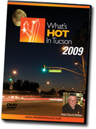 What's Hot In Tucson 2009 DVD cover image