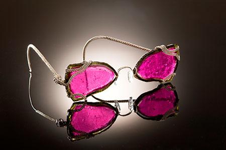 Rubellite Glasses photo image