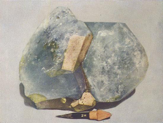 Aquamarine Specimen photo image