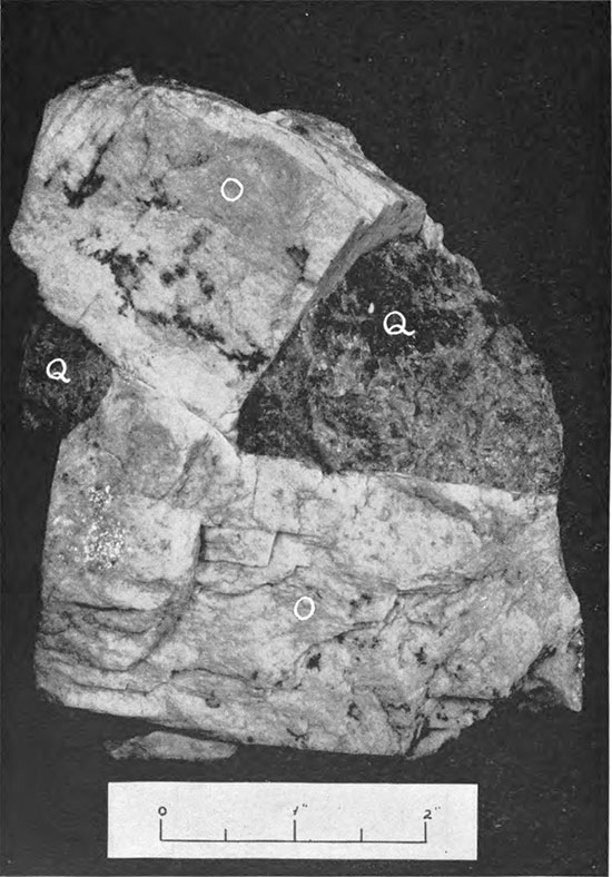 Pegmatite photo image