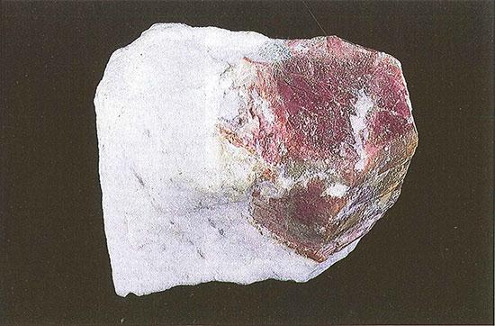 Corundum Crystal photo image