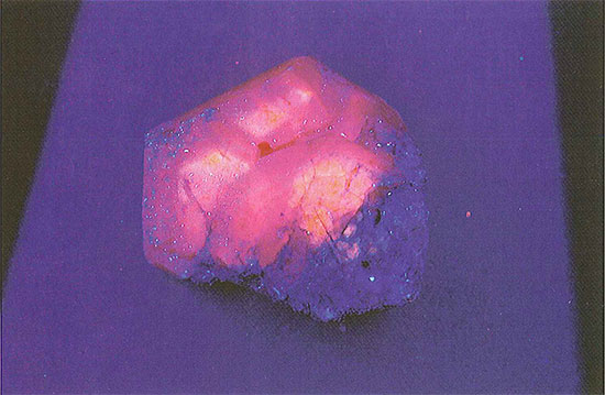 Corundum Crystal photo image