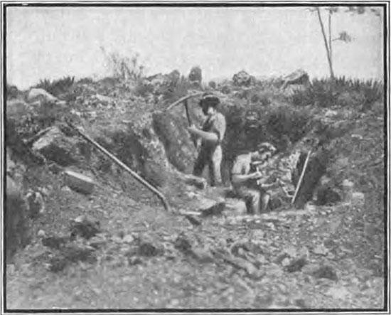 Mining photo image