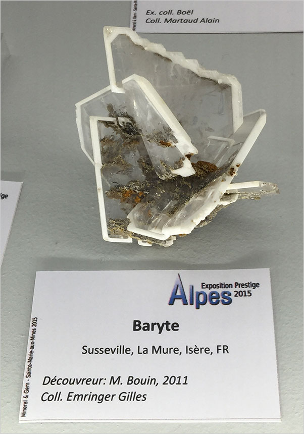 Baryte photo image