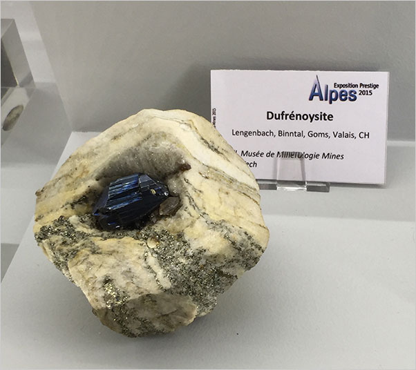 Dufrénoysite photo image