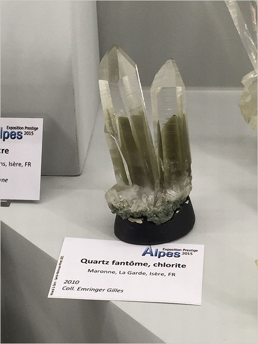Quartz Phantoms photo image